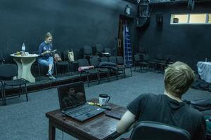 Лаборатория по современной драматургии под руководством Олега Лоевского