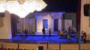 """V Международный театральный фестиваль """"Горячее сердце"""" г. Кинешма, май 2021 г."""